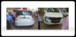 XUV 500 Facelift, XUV Facelift 500 images, XUV 500 Facelift specifications, XUV 500 Facelift Features, XUV 500 facelift first look, new xuv 500
