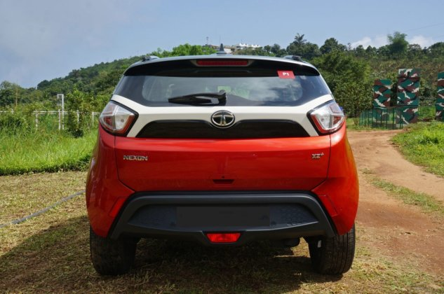 tata nexon specificatons