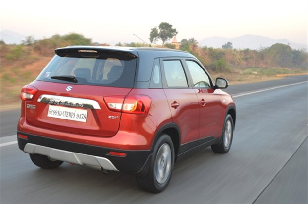 maruti suzuki vitara brezza specifications