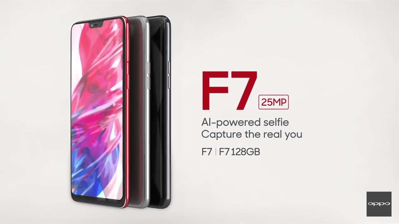 Oppo F7 launched in India starting at Rs. 21,990 - The ...