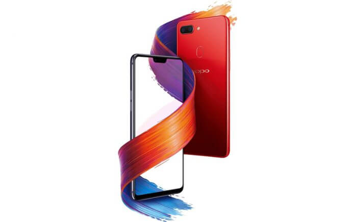 oppo, oppo r15 launched