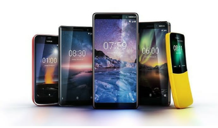 Nokia, nokia 8 sirocco, nokia 7 plus, nokia 6 new, nokia 6 2018