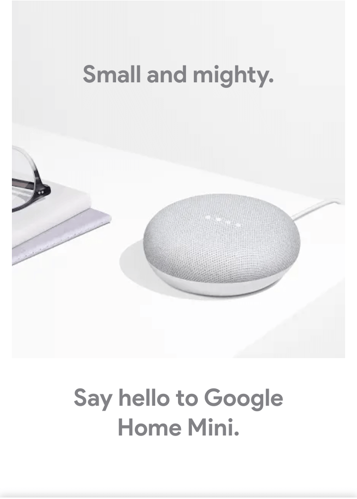 Google, google home, google home mini, home, google home prices, google home specs