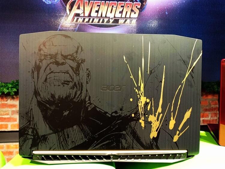 Acer Nitro 5- Thanos Edition Laptop Review  - The Unbiased