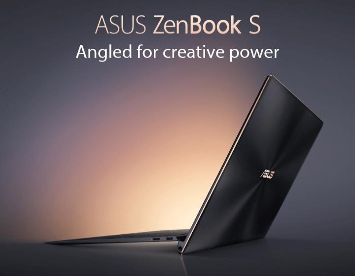 Asus, Asus ZenBook, ZenBook S, Asus zenBook s, Zenbook s price, ZenBook s features, zenbook s specs