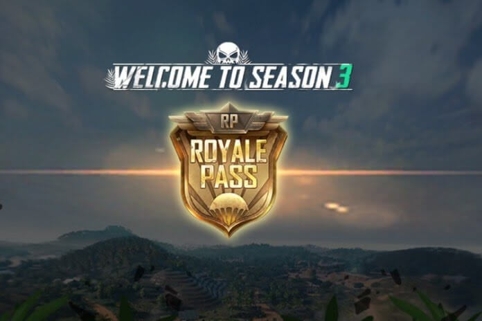 PUBG Mobile Season 3 Royale Pass is Now Live on Android and