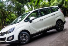 Mahindra, mahindra marazzo, mahindra marazzo review, mahindra marazzo styling, marazzo review, marazzo, marazzo ride and handling, marazzo driving review, marazzo styling review, marazzo interiors, marazzo interior review,