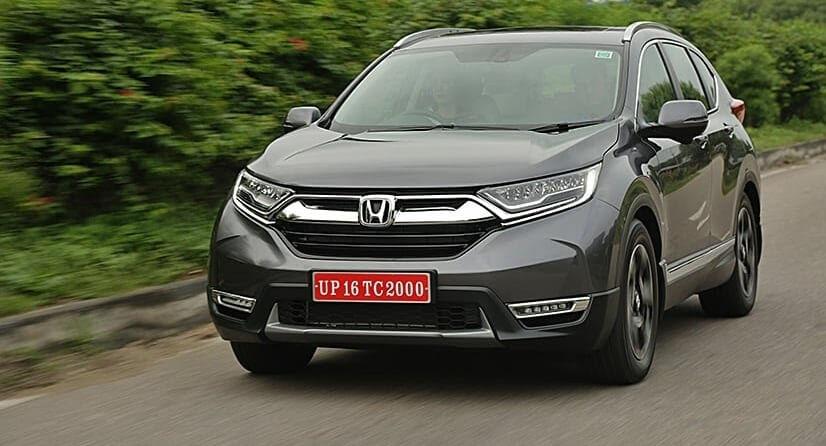 Honda, Honda CR-V features, Honda CR-V exteriors, Honda CR-V price, CR-V 2018