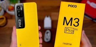 PocoM3 Pro 5G
