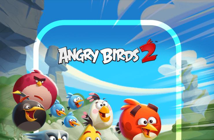 Angry Birds 2 Huawei