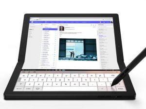 Foldable ThinkPad