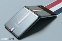 Galaxy Z Flip3 Thom brown edition