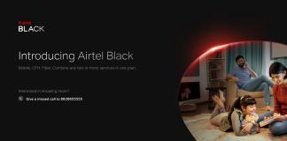 Airtel Black Plan