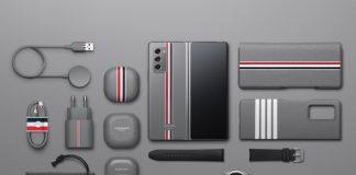 Galaxy Z Fold Flip3 Thom Browne